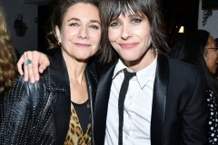 "LOS ANGELES, CALIFORNIA - DECEMBER 02: Executive producer Ilene Chaiken and actress Kate Moennig attend the after party for the premiere of Showtime's ""The L Word: Generation Q"" at Hotel Figueroa on December 02, 2019 in Los Angeles, California"