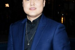 "LOS ANGELES, CALIFORNIA - DECEMBER 02: Leo Sheng attends the after party for the premiere of Showtime's ""The L Word: Generation Q"" at Hotel Figueroa on December 02, 2019 in Los Angeles, California."