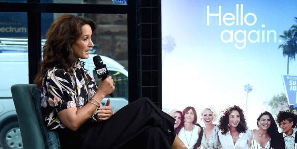 Jennifer Beals attends the Build Series to discuss The L Word Generation Q
