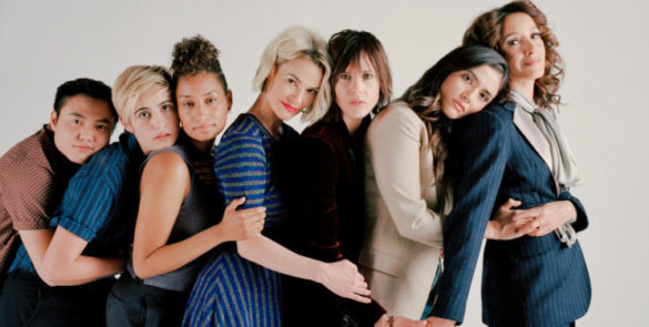 The L Word Generation Q Cast Photo Shoot for the New York Times
