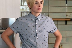 "Jacqueline Toboni as Sarah Finely in THE L WORD: GENERATION Q, ""Less is More"". Photo Credit: Hilary Bronwyn Gayle/SHOWTIME."
