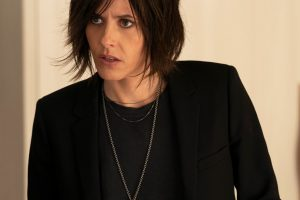 "Katherine Moennig as Shane McCutcheon in THE L WORD: GENERATION Q, ""Less is More"". Photo Credit: Hilary Bronwyn Gayle/SHOWTIME."