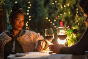 """Vanessa A. Williams as Pippa in THE L WORD: GENERATION Q """"Lake House""""."""