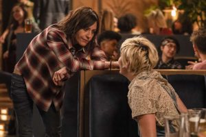 Shane talks to Finley on The L Word Generation Q
